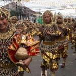 Sinulog-Parade in Cebu, Philippinen