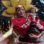 Sinulog Festival Cebu, Philippinen