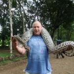 Python Philippinen