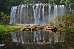 Tinuy-an Falls Wasserfälle 01